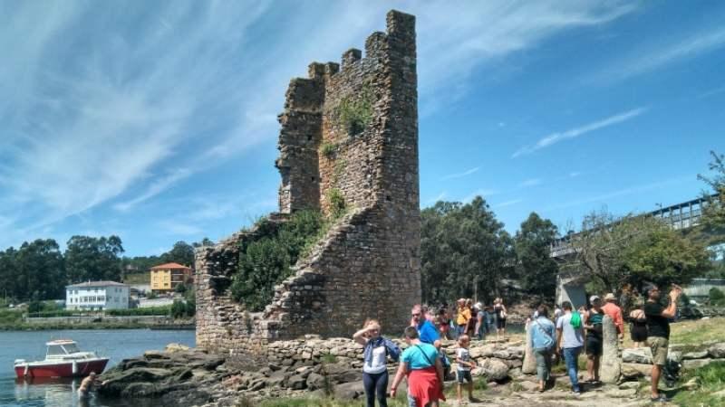 De Oostenlijke Torens in Catoira