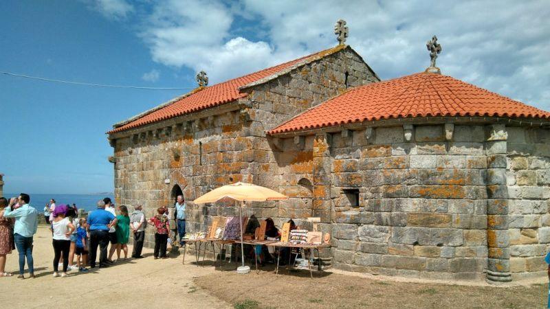 Kapel van de Beschermvrouwe van A Lanzada