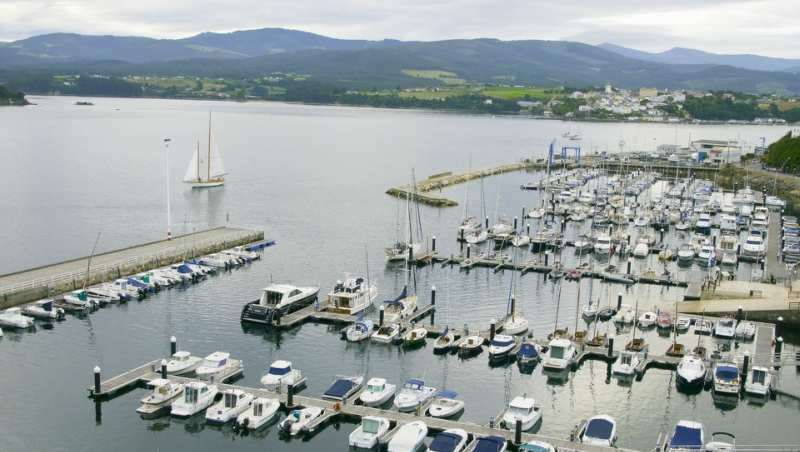 Jachthaven Ribadeo