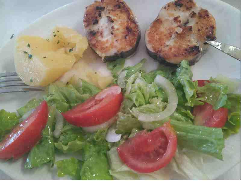 Eenvoudig en lekker eten