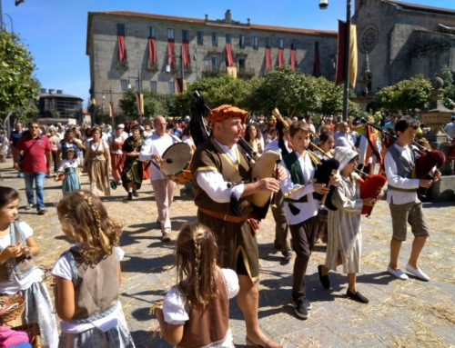 De leukste culturele feesten van de Rías Baixas
