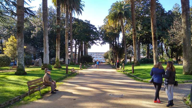 Pontevedra - Alameda