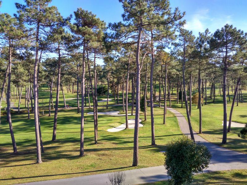 Golfbanen in Galicië