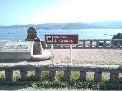 Uitkijkpost A Granxa