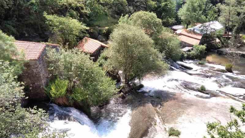 Waterval Rio Barosa