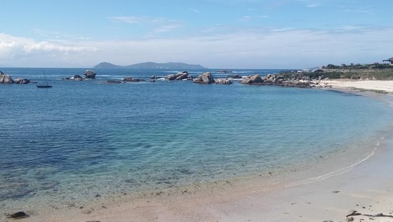 Prachtige baaien in San Vicente do Mar