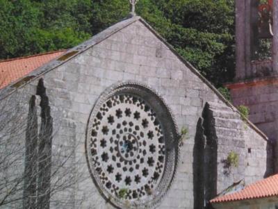 Het mooie Klooster van Armenteira