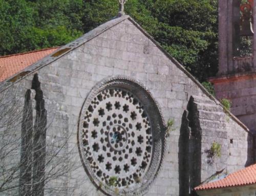 Het klooster van Armenteira in Pontevedra