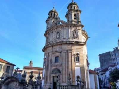Iglesia de la Peregrina in Pontevedra