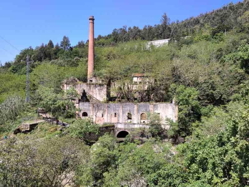 Honderd jaar oude waterkrachtcentrale