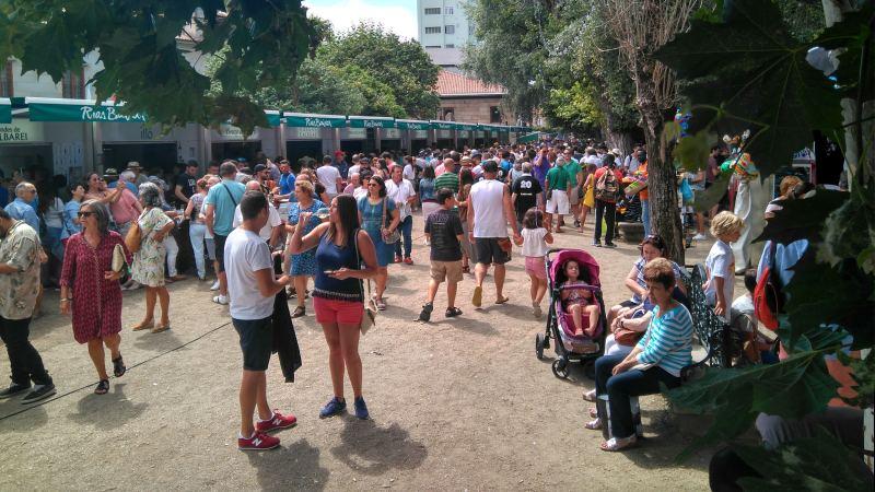 Feest van de Albariño in Cambados