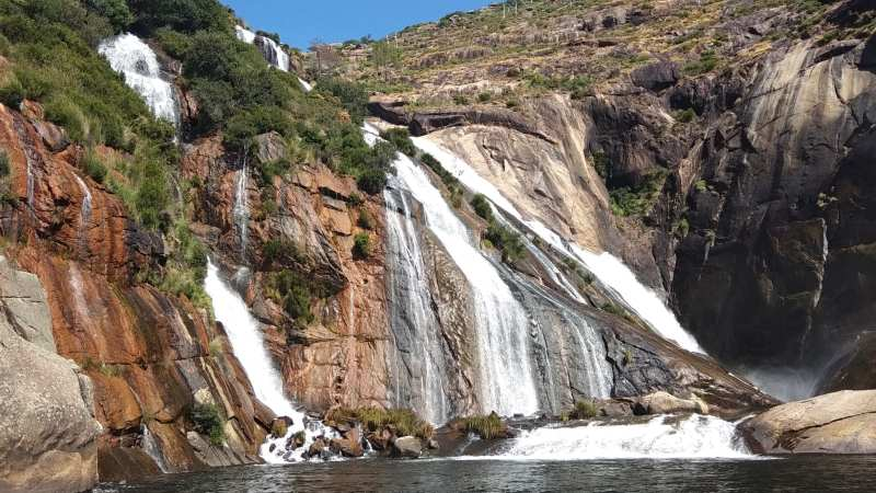 Waterval van Ézaro