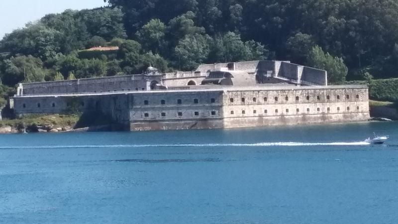 Ferrol, Castillo de la Palma