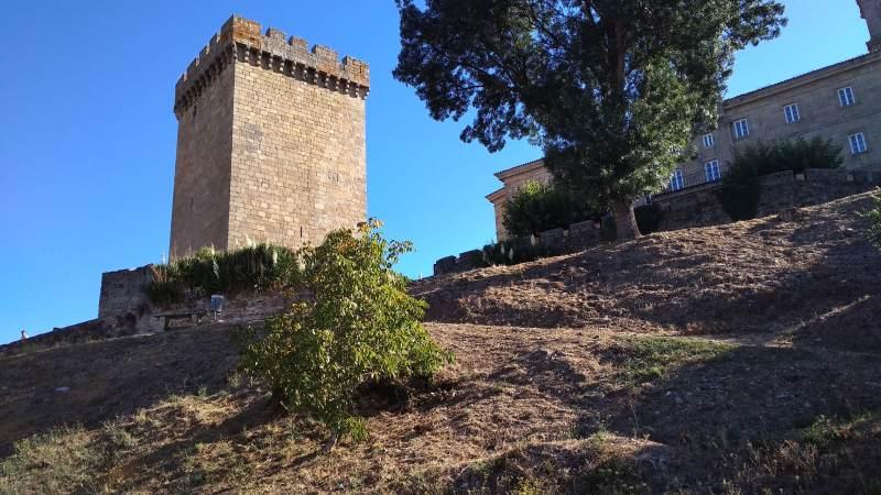 Torre del Homenaje, Montforte