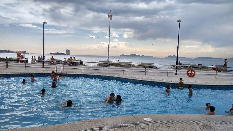Playa de Samil in Vigo