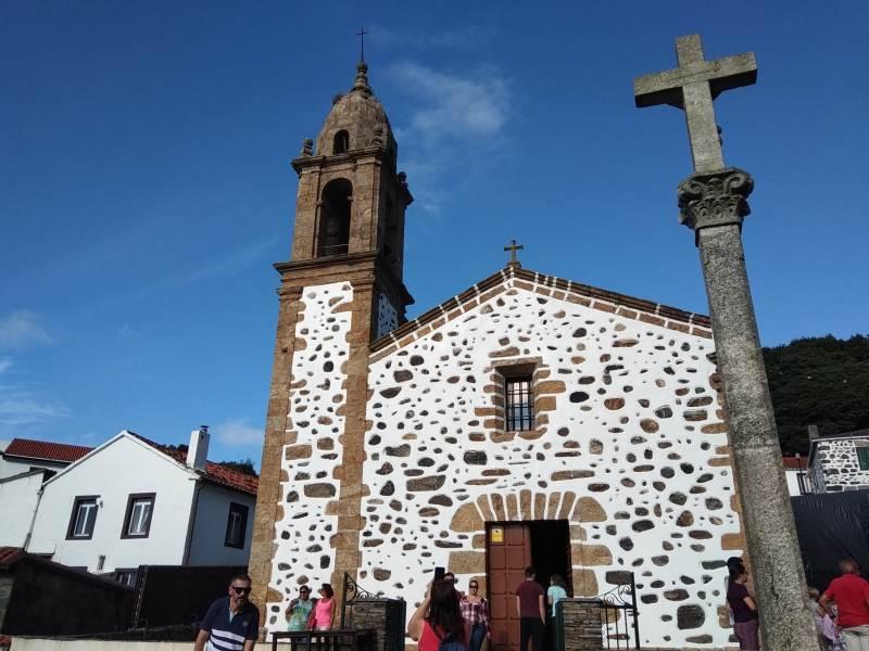 San Andrés, kerk