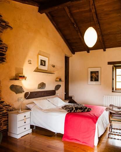 In Casa da Cabaza is oog voor detail