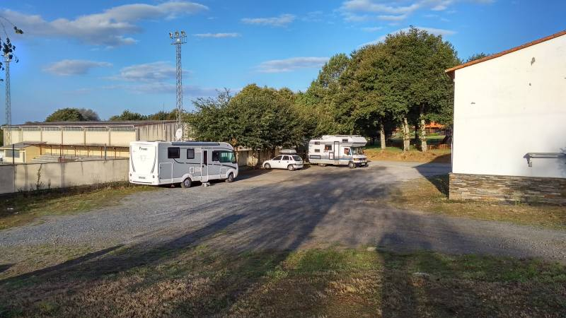 Camperplaats Palas de Rei