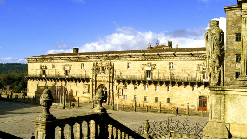 Parador Santiago de Compostela