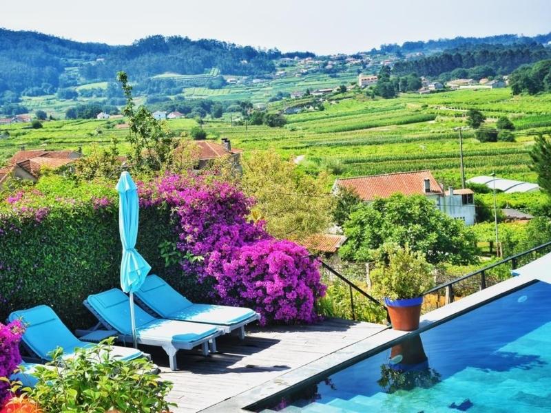 Landelijk hotel Rías Baixas