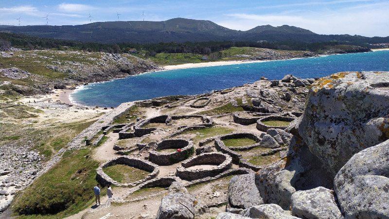 Keltische cultuur in Porto do Son