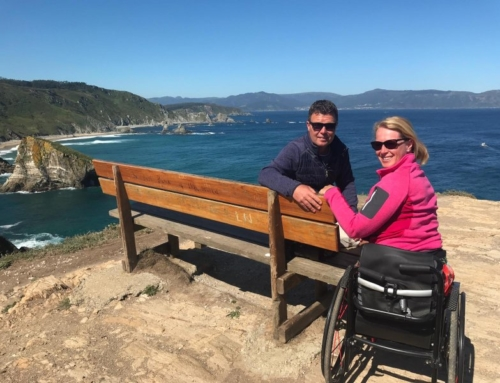 Toegankelijk, rolstoelvriendelijk Galicië?