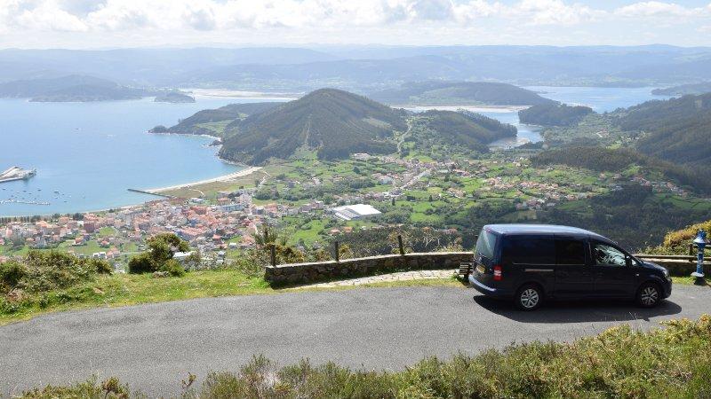 Op zoek naar toegankelijk en rolstoelvriendelijk Galicië