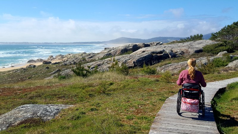 Toegankelijk Galicië biedt mooie plaatjes