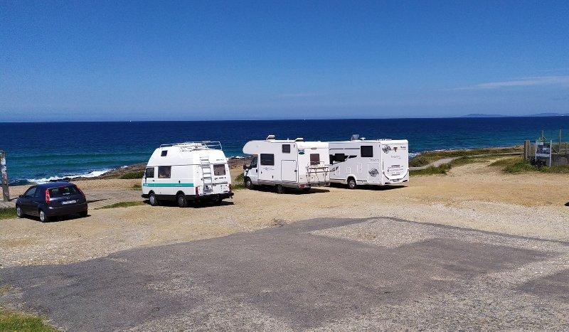Huur een camper in Galicië