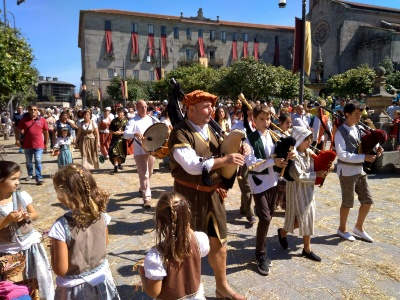 Cultureel feest wandelvakantie september