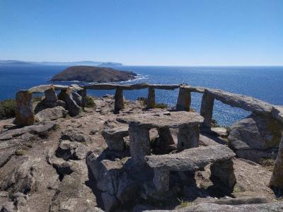 Wandelen en cultuur op het eiland Ons