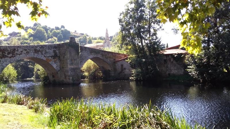 Rondreis Galicië - Allariz - Ourense