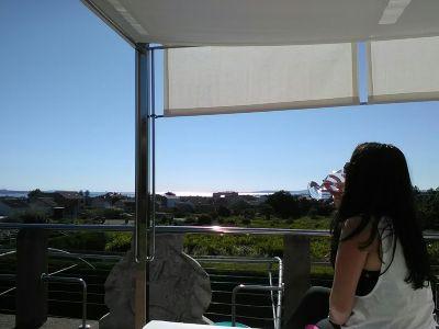 Uitzicht hotel Cambados