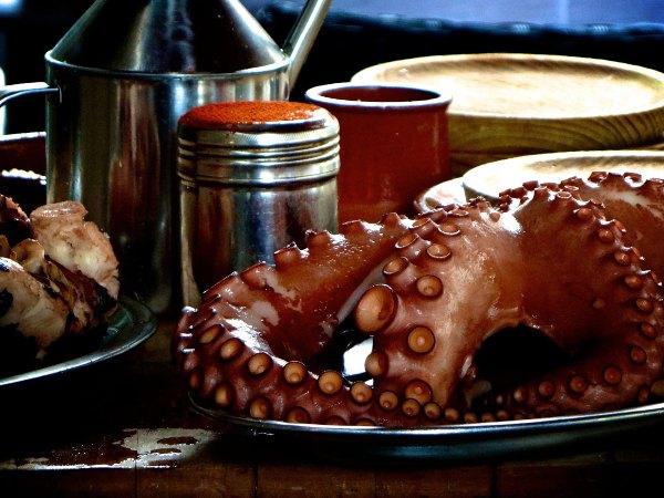 De Galicische keuken