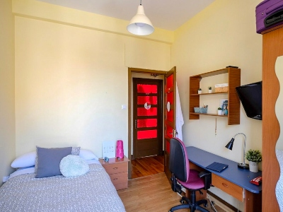 Kamer in studentenflat