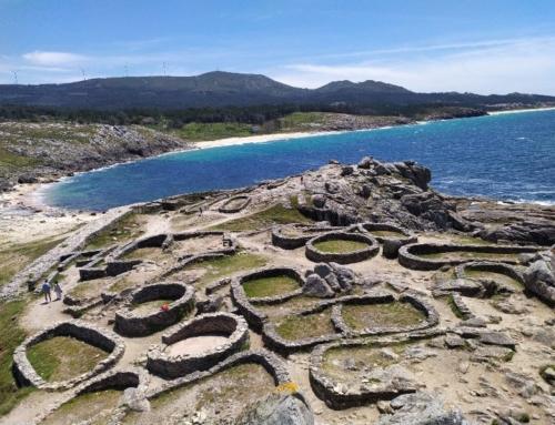Dagtrip Castro de Baroña & natuurbaden Río Pedras, zwemspullen mee!