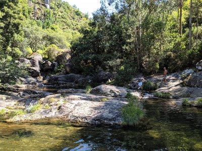 Dagtrip Castro Baroña en Río Pedra