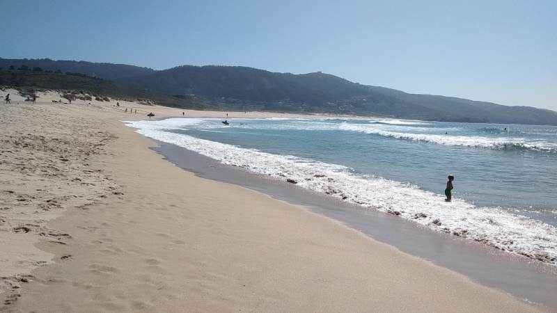 Strand van Doniños