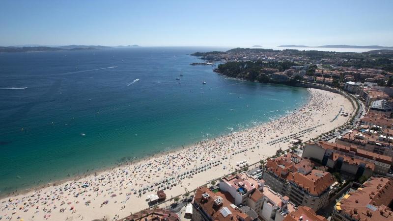 Sanxenxo, de ideale plek voor een strandvakantie in Galicië
