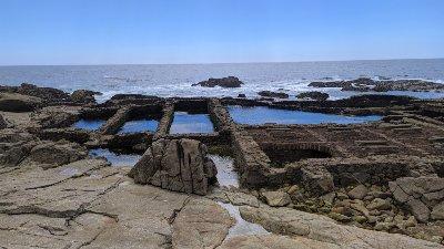 Cetareas bij de kust van A Guarda