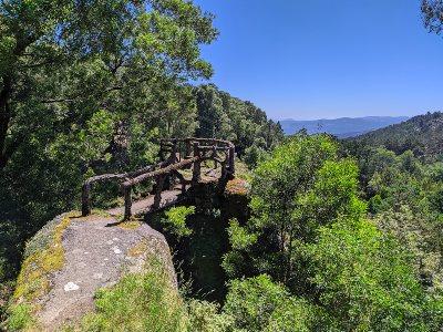 Monte Aloia vlakbij Tui