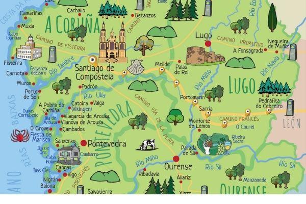 Culturele taalreis naar Santiago
