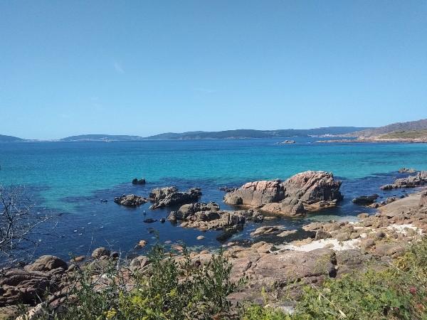 Stranden van Galicië