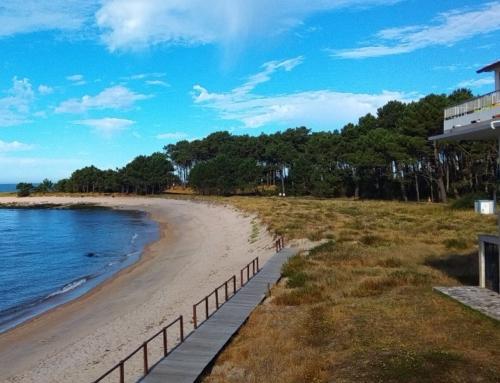 Heerlijk strandhotel in A Guarda, Zuid-Galicië