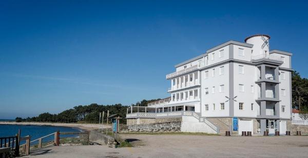 Strandhotel in A Guarda