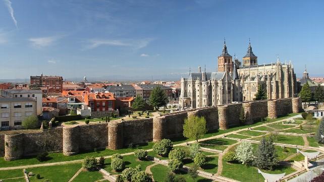 Paleis van Gaudí in Astorga