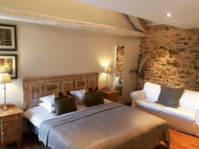 Luxe comfortabele kamer in landelijk hotelletje León
