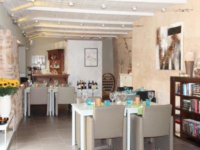 Restaurant kleinschalig hotel León