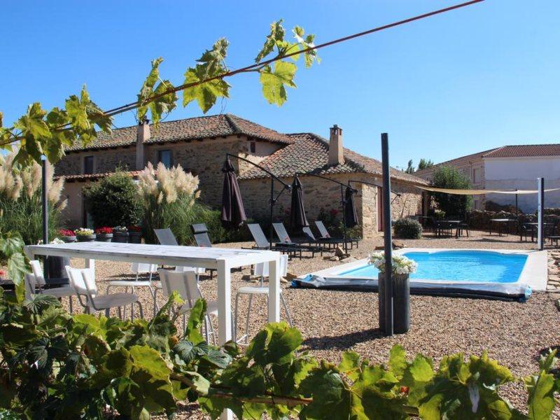 Luxe hotelletje met zwembad, León