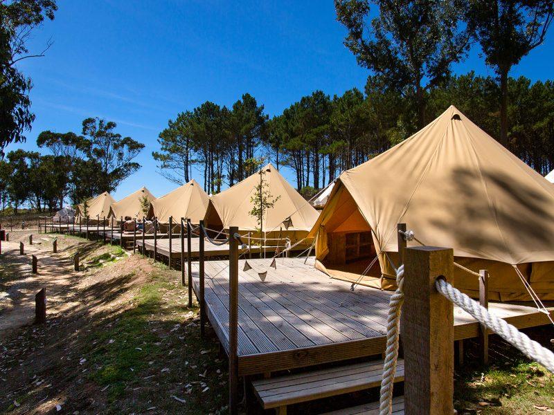 Excursie eiland Ons, Galicië